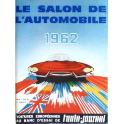 L'Auto Journal, salon 1962