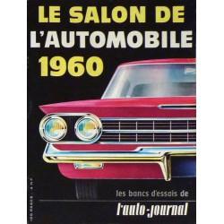 L'Auto Journal, salon 1960