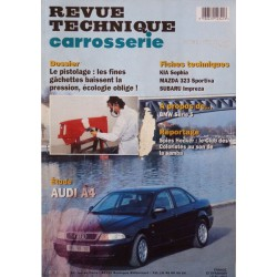 Technique carrosserie Audi A4 B5
