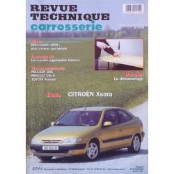 Technique carrosserie Citroën Xsara