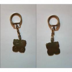 porte-clés psau saup aups upsa. Grattoir trêfle 4 feuilles (pc)
