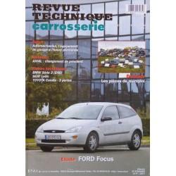 Technique carrosserie Ford Focus mk1