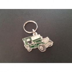 Porte-clés profil Jeep Willys Ford
