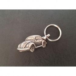 porte-clés métal relief Volkswagen Coccinelle