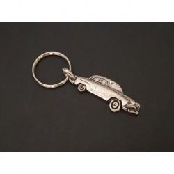 porte-clés métal relief Simca Aronde 9, 1200 1300