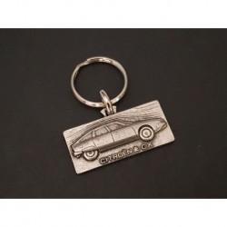 porte-clés métal Citroen CX, Pallas Athena Prestige Gti Turbo 25