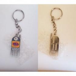 porte-clés OLA téléphone portable France Télécom mobile (pc)