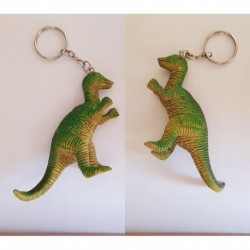 porte-clés Edmontosaurus Edmontosaure dinosaure pvc 9cm (pc)