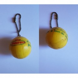 porte-clés casse-tête boule Pampryl, jus de fruits (pc)