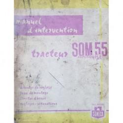 Someca SOM 55 Amplicouple, manuel de réparation