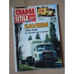 Charge Utile HS n°94, Saviem LRS 1955-59