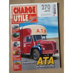 Charge Utile n°270, Saviem LRS, Letourneau et Wabco, Neoplan, ATA