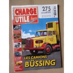 Charge Utile n°275, Büssing, Jeep canon, Moxy, tours cyclistes, Neoplan, Renaud