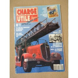 Charge Utile n°1, Berliet GAK, Chausson AN, Laffly R15