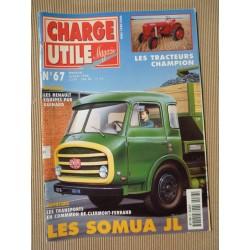 Charge Utile n°67, Peugeot, Somua JL, Champion, Cérès, CIMT La Rhonelle, aérostation
