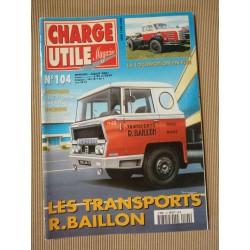 Charge Utile n°104, IH, Langres tourisme-Spahr, Dodge CCF, Baillon