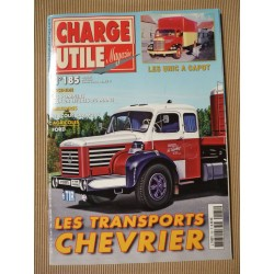 Charge Utile n°185, Unic, Ford, Montville, Ginhoux, Scout Car M3A1, Penduff, Chevrier