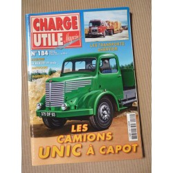 Charge Utile n°184, Unic, Ford, Ginhoux, Panhard EBR, Berliet FF, Chervier, Cormier