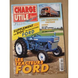 Charge Utile n°186, Unic, Ford, Saviem S105, Chevrier, Penduff