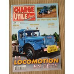 Charge Utile n°188, Unic, Ford, Richier, Saviem S105, Bob Vasseur