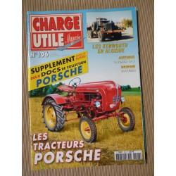 Charge Utile n°196, Kenworth, Allgaier Porsche, bulldozers Euclid Terex, Somua OP5
