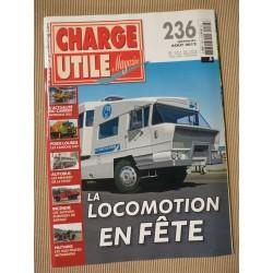 Charge Utile n°236, Fiat, locomobiles, Panhard STCRP, half-tracks, Christian Hamel