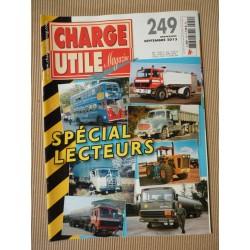 Charge Utile n°249, Delahaye 163, Vazeilles, Revelli, Ameilbonne, Rotrou