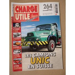 Charge Utile n°264, Unic, Citroën N, Weitz Richier, Somua, minage déminage, Colly, Pinder
