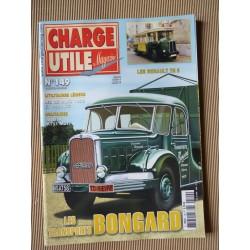 Charge Utile n°149, Renault 1000Kg, Someca, Jeep M151, Renault TN, Bongard