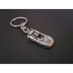 Porte-clés Matra MS670, MS 670 en étain