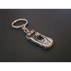 Porte-clés Matra MS670B, MS 670B, en étain