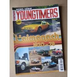 Youngtimers HS n°5, l'almanach 1970-79, spécial essais