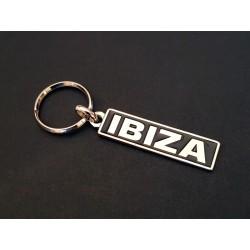 Porte-clés Seat Ibiza, Turbo Cabrio GTI Cupra SXI
