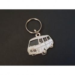 Porte-clés profil Siata Ebro Avia 40 50 50S 500, Minivan 2850 3000 400CH