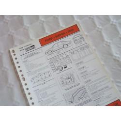 Fiche technique Ford Sierra 2000
