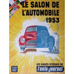 L'Auto Journal, salon 1953
