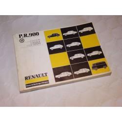 Renault, catalogue de pièces original gamme 1984 et avant