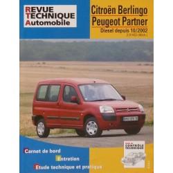 RTA Citroën Berlingo, Peugeot Partner, Diesel