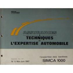 Auto Expertise Simca 1000