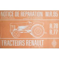 Renault Master 1 et 2 (R77, R78), manuel de réparation