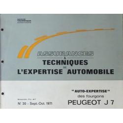 Auto Expertise Peugeot J7