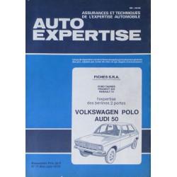 Auto Expertise Volkswagen Polo I. Audi 50