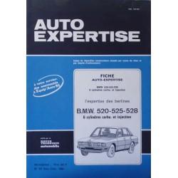Auto Expertise BMW 520, 525, 528 (E12)