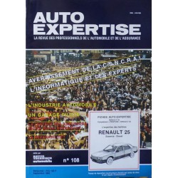 Auto Expertise Renault 25