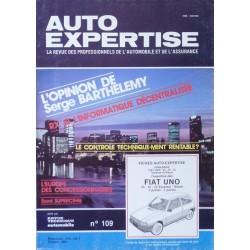 Auto Expertise Fiat Uno