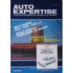 Auto Expertise Renault Supercinq, essence