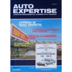 Auto Expertise Mercedes 190 (w201), essence
