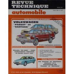RTA Volkswagen Passat B2, essence