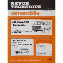 rta revue technique automobile volkswagen transporter t3 essence. Black Bedroom Furniture Sets. Home Design Ideas