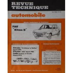 RTA Fiat Ritmo Diesel